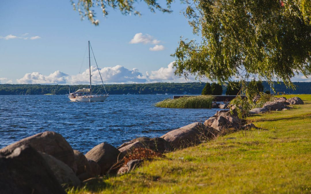 3 Day Powerboat Rendezvous To Massassaga Provincial Park