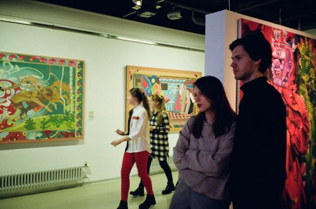 Starry Night Art & Gallery Tour
