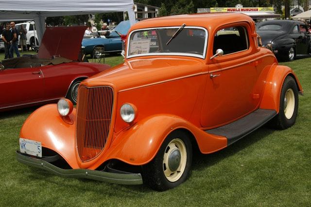Downtown Orillia Classic Car Show