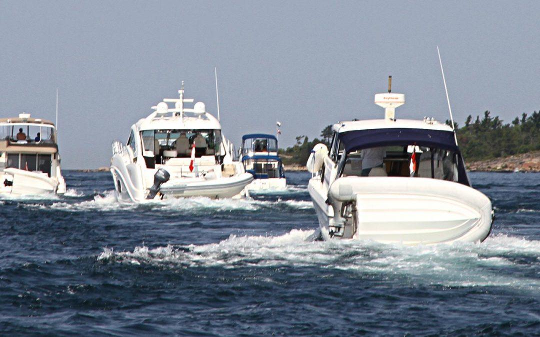 Powerboat Rendezvous To Killarney